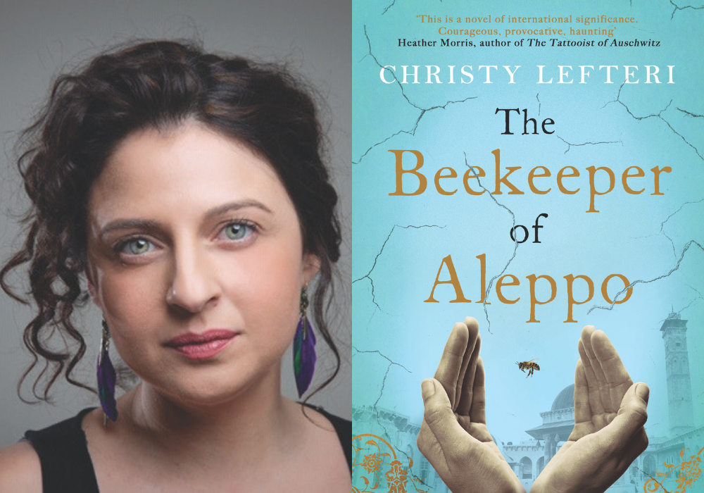 The-Gloss-Magazine-Books-Christy-Lefteri-Beekeeper-of-Aleppo